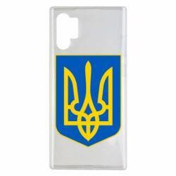 Чехол для Samsung Note 10 Plus Герб неньки-України