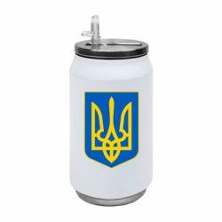 Термобанка 350ml Герб неньки-України