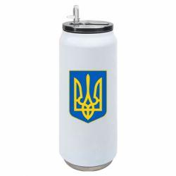 Термобанка 500ml Герб неньки-України