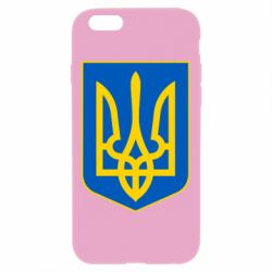 Чехол для iPhone 6 Plus/6S Plus Герб неньки-України