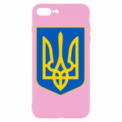 Чехол для iPhone 7 Plus Герб неньки-України