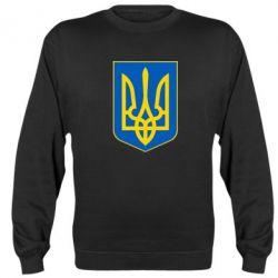 Реглан (свитшот) Герб неньки-України - FatLine