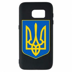 Чехол для Samsung S7 Герб неньки-України
