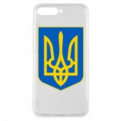 Чехол для Huawei Y6 2018 Герб неньки-України - FatLine