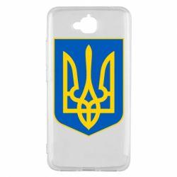 Чехол для Huawei Y6 Pro Герб неньки-України - FatLine