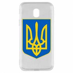 Чехол для Samsung J3 2017 Герб неньки-України