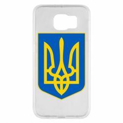 Чехол для Samsung S6 Герб неньки-України