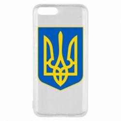 Чехол для Xiaomi Mi6 Герб неньки-України - FatLine