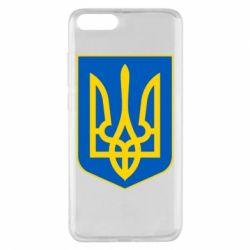 Чехол для Xiaomi Mi Note 3 Герб неньки-України - FatLine