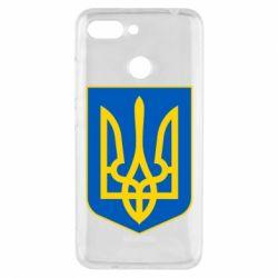 Чехол для Xiaomi Redmi 6 Герб неньки-України - FatLine