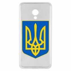 Чехол для Meizu M5 Герб неньки-України - FatLine