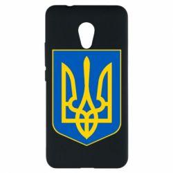 Чехол для Meizu M5s Герб неньки-України - FatLine