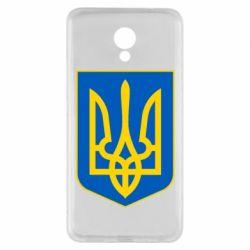 Чехол для Meizu M5 Note Герб неньки-України - FatLine