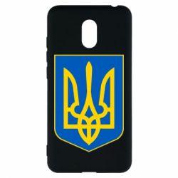 Чехол для Meizu M6 Герб неньки-України - FatLine
