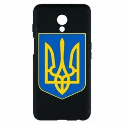 Чехол для Meizu M6s Герб неньки-України - FatLine