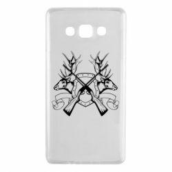 Чохол для Samsung A7 2015 Герб Охотника
