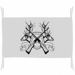 Прапор Герб Охотника