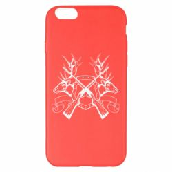Чохол для iPhone 6 Plus/6S Plus Герб Охотника