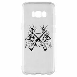 Чохол для Samsung S8+ Герб Охотника