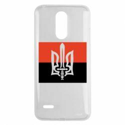 Чехол для LG K8 2017 Герб Правого Сектору - FatLine