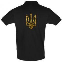 Женская футболка с V-образным вырезом Герб с узорами Голограмма