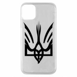"""Чехол для iPhone 11 Pro Герб """"Сокіл Рюриковичів"""""""