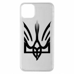 """Чехол для iPhone 11 Pro Max Герб """"Сокіл Рюриковичів"""""""