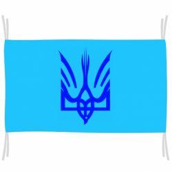 """Флаг Герб """"Сокіл Рюриковичів"""""""