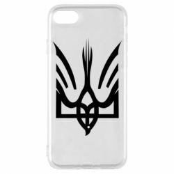 """Чехол для iPhone 8 Герб """"Сокіл Рюриковичів"""""""