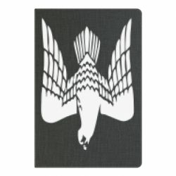 Блокнот А5 Герб-сокіл
