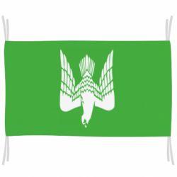 Прапор Герб-сокіл