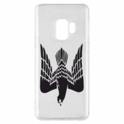 Чохол для Samsung S9 Герб-сокіл