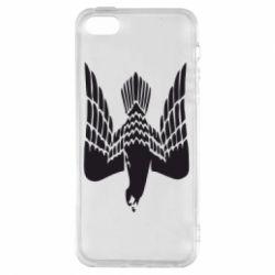 Чохол для iphone 5/5S/SE Герб-сокіл