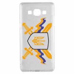 Чехол для Samsung A5 2015 Герб та мечи