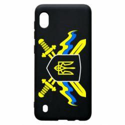 Чехол для Samsung A10 Герб та мечи