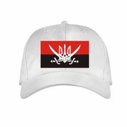 Детская кепка Герб та шаблі - FatLine