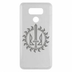 Чехол для LG G6 Герб у сонці - FatLine