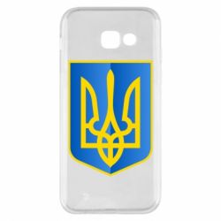 Чехол для Samsung A5 2017 Герб України 3D