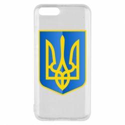 Чохол для Xiaomi Mi6 Герб України 3D