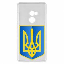 Чохол для Xiaomi Mi Mix 2 Герб України 3D
