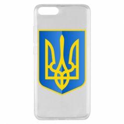 Чохол для Xiaomi Mi Note 3 Герб України 3D