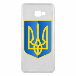 Чехол для Samsung J4 Plus 2018 Герб України 3D
