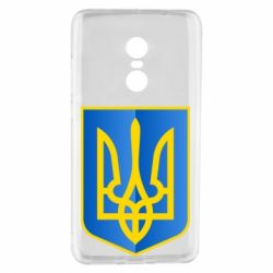 Чохол для Xiaomi Redmi Note 4 Герб України 3D