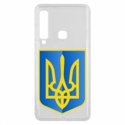 Чехол для Samsung A9 2018 Герб України 3D