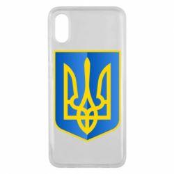 Чохол для Xiaomi Mi8 Pro Герб України 3D