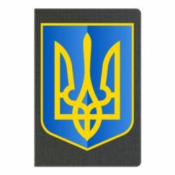 Блокнот А5 Герб України 3D