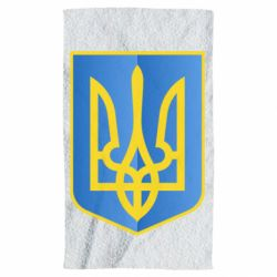 Полотенце Герб України 3D