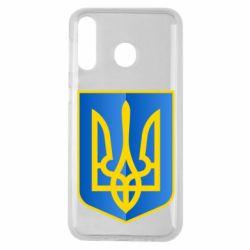Чехол для Samsung M30 Герб України 3D