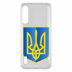 Чохол для Xiaomi Mi A3 Герб України 3D
