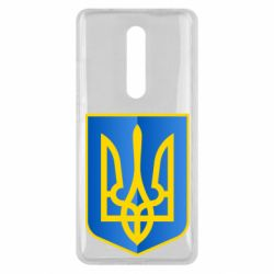 Чохол для Xiaomi Mi9T Герб України 3D
